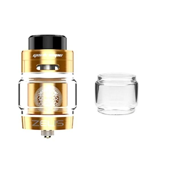 Geekvape Zeus Dual RTA Extended Replacement Glass