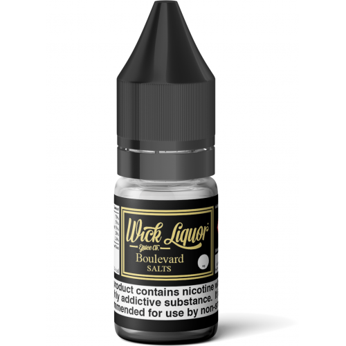 Wick Liquor Salts Boulevard 10ml