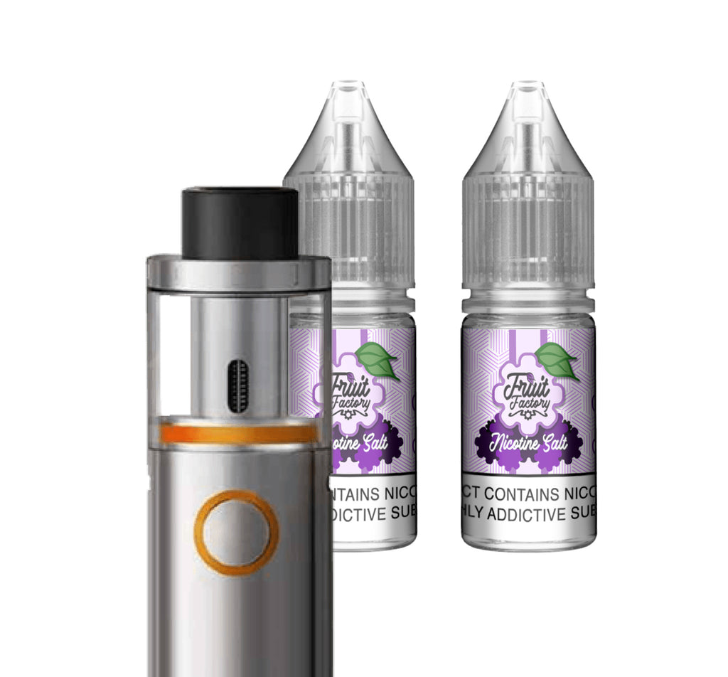 Smok Vape Pen 22 & Fruit Factory Bundle Deal