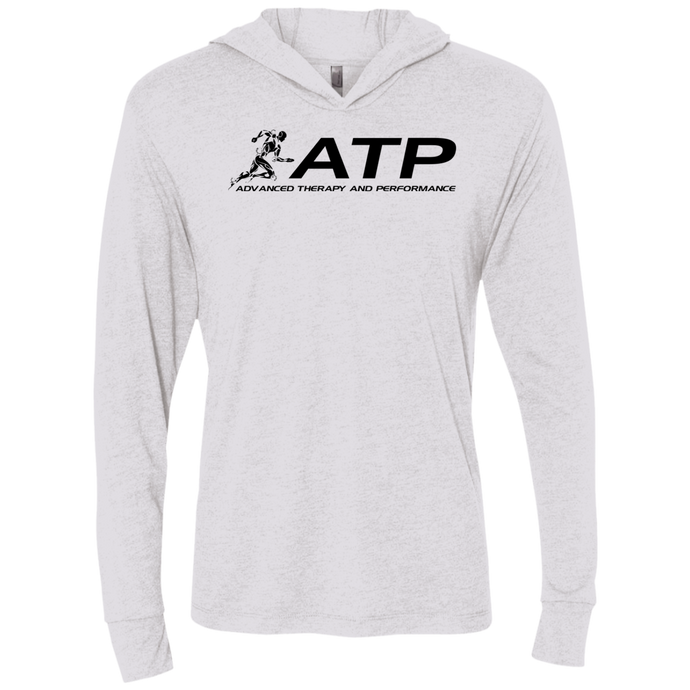 ATP Triblend LS Hooded T-Shirt