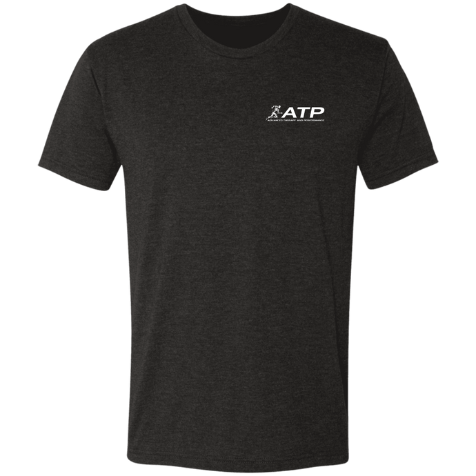 ATP Left Chest Logo Triblend T-Shirt