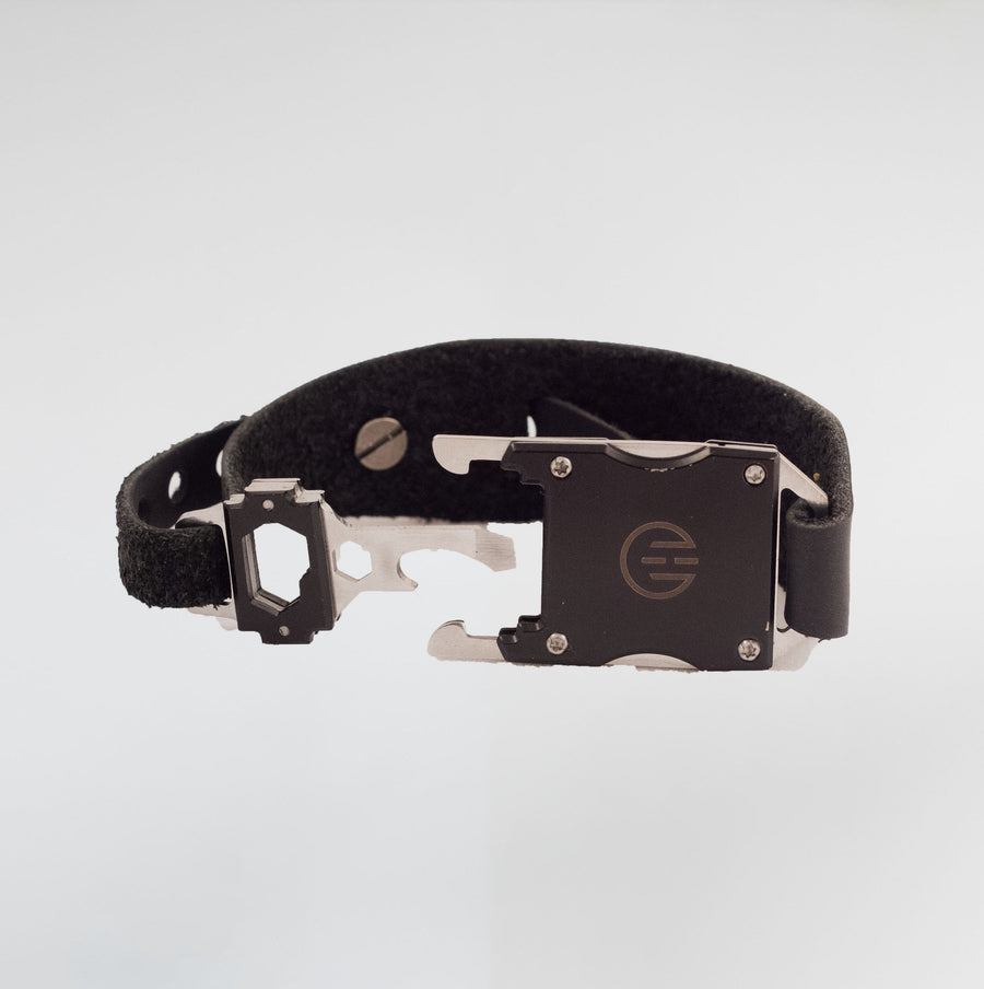 The Finn Multi Tool Utility Bracelet - Higher Objects