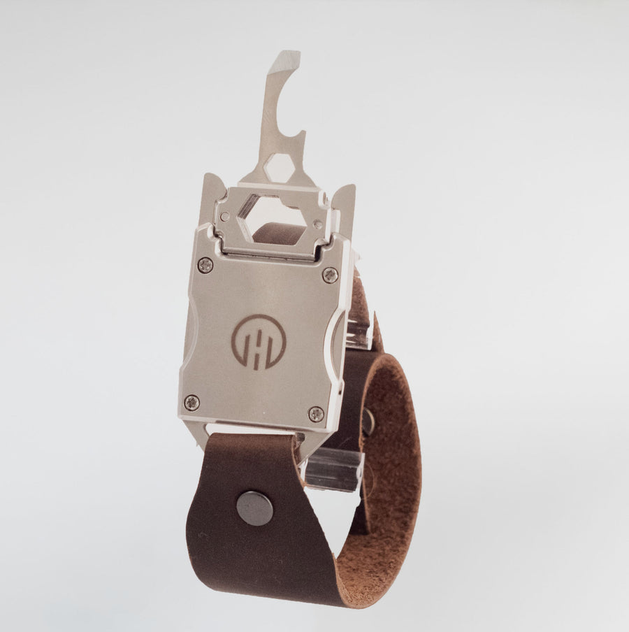 The Finn Multi Tool Utility Bracelet