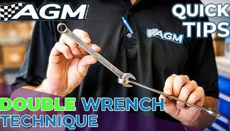 The Double Wrench Technique // AGM Quick Tips