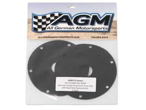 Replacement Discs - 930 Single Boot Flange (2 pack) | AGM-Products | Work Smart, Play Hard