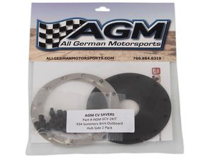 Replacement Discs - 934 Pro-Am Trans Side Double Boot Flange (2 pack) | AGM-Products | Work Smart, Play Hard