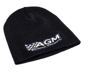 Beanie | Black | AGM-Products | Work Smart, Play Hard