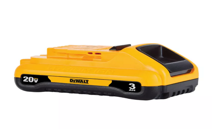 DeWalt 20v 2.0ah lithium-ion battery