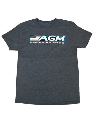American Made |  T-Shirt | AGM-Products | Work Smart, Play Hard
