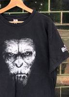 Vintage Dawn of The Planet of the Apes Movie Promo Tee
