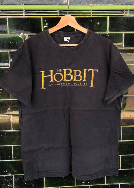 Vintage The Hobbit Movie Promo Tee