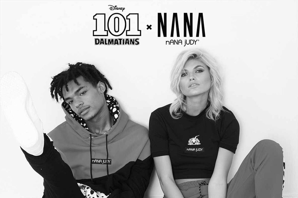 "Disney ""101 Dalmatians"" X Nana Judy - Global Exclusive Collaboration"