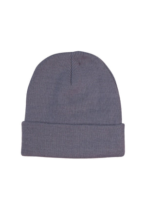 The Classic Beanie -  Grey