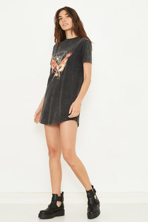 THE FREEMONT T-SHIRT DRESS