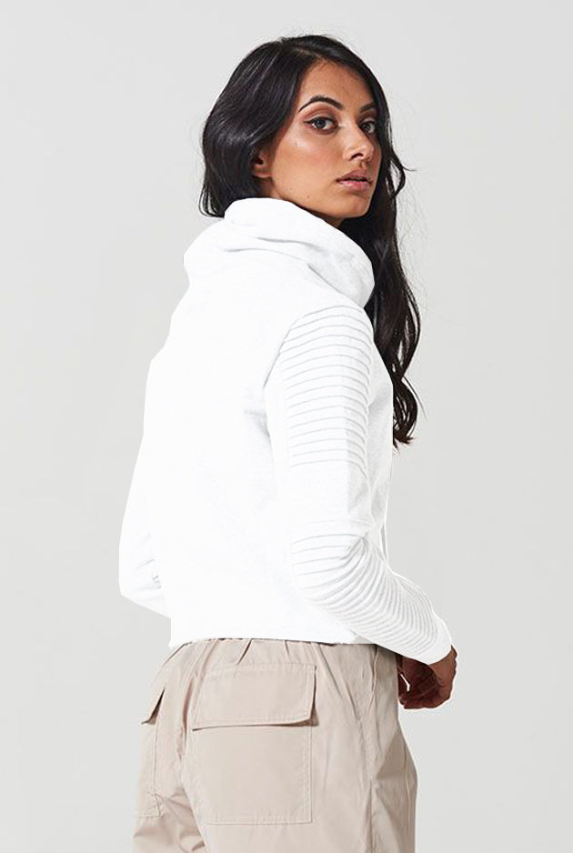 THE ADELINE CROP SWEATER
