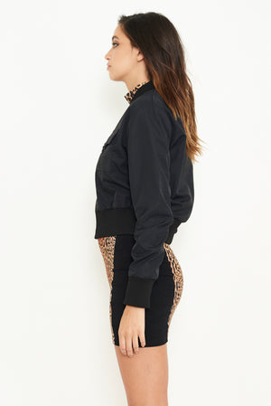 THE SKYLA BOMBER JACKET