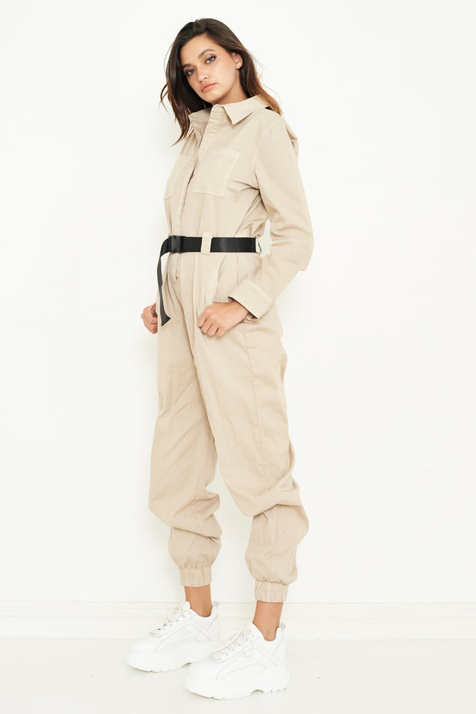 THE IDOL BOILER SUIT