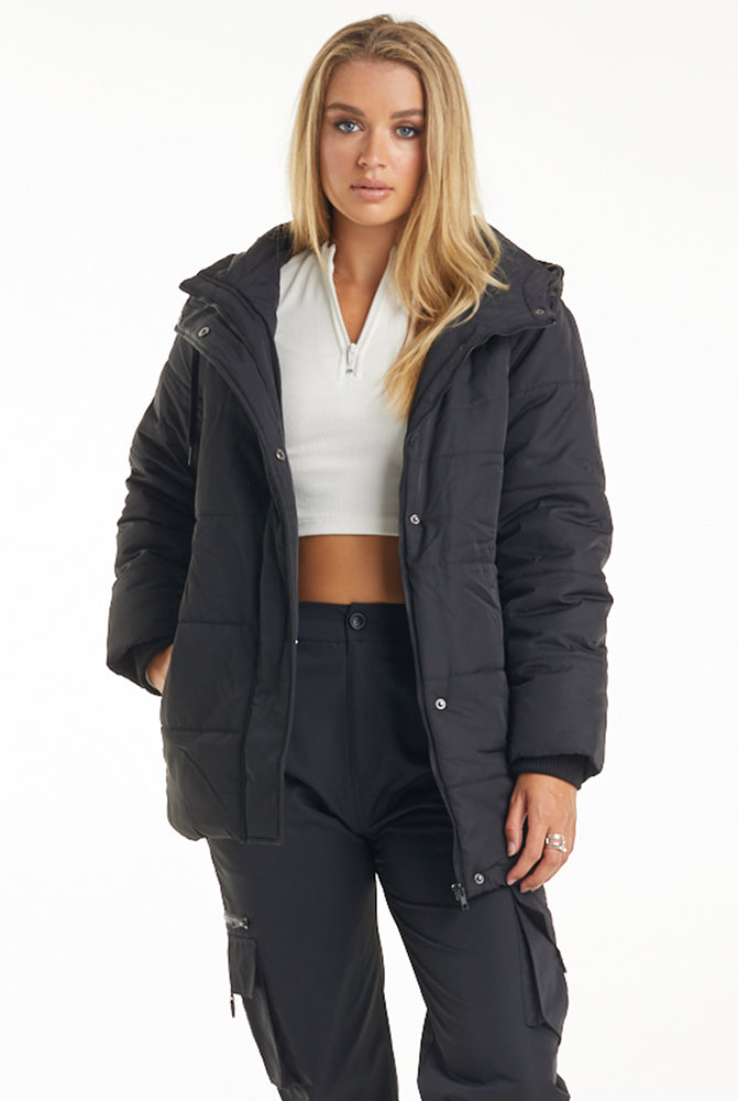 THE OAK PUFFER JACKET
