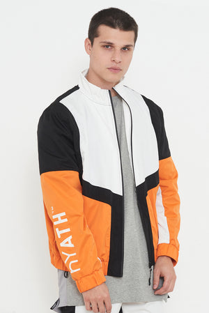 THE TRI COLOUR BOMBER JACKET