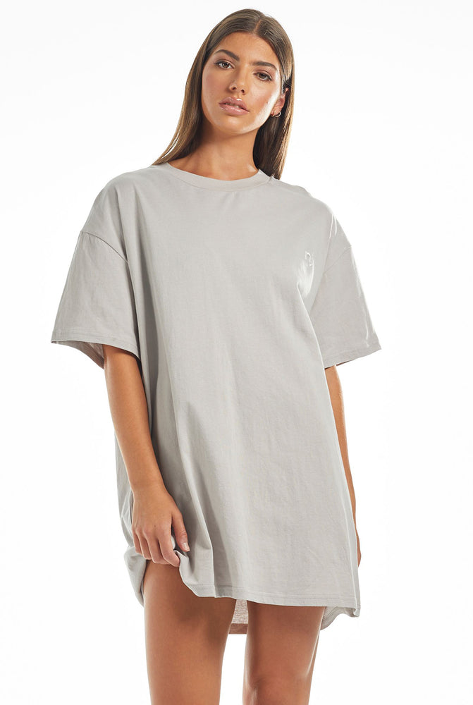 NJ AUTHENTIC TEE DRESS