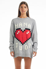 THE LOVE NANA JUDY KNIT SWEATER