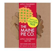 Load image into Gallery viewer, APPLE CRANBERRY NUT PIE