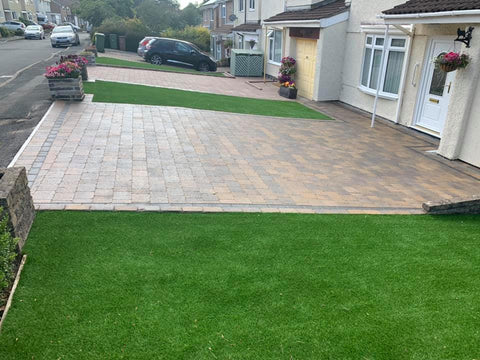 Plymouth Artificial Grass Artificial Grass in Chaddlewood