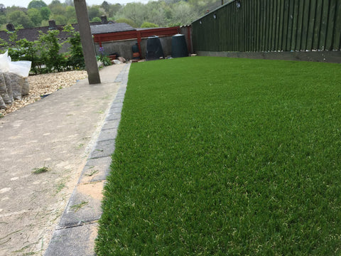 Plymouth Artificial Grass Installation in Whitley