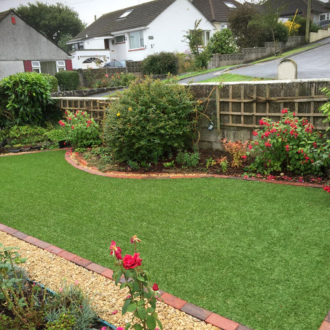 Plymouth Artificial Grass 1