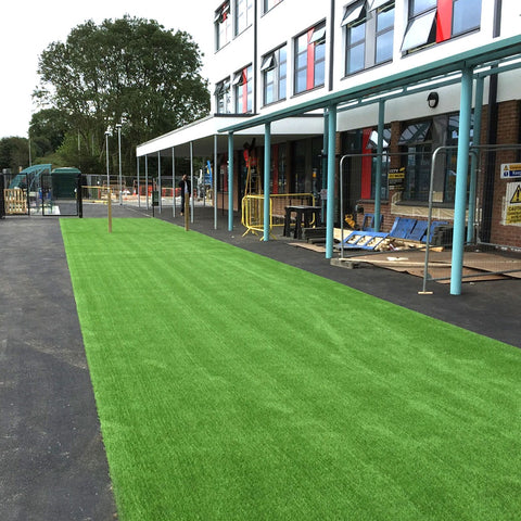 Plymouth Artificial Grass 4