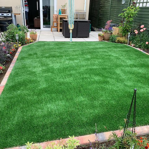 Plymouth Artificial Grass Installation in Stoke