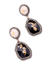 Load image into Gallery viewer, Trendy Imitation Stone Drop Earrings