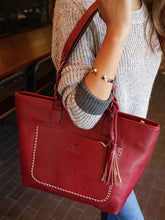 Load image into Gallery viewer, New Fashion Style Fringe Shoulder Bags