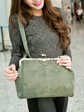 Load image into Gallery viewer, Luxury Decrotive Hardware Women Hand Bags