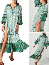 Load image into Gallery viewer, Women's Summer Boho Long Maxi Evening Party Beach Dress