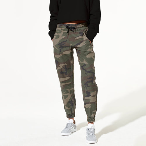 Fashion Camouflage Casual Pants