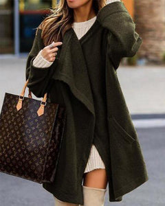 Loose Knitted Sweater Cardigan