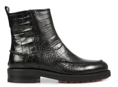 BOCKING CROC BLACK