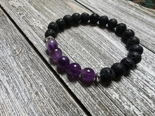 Load image into Gallery viewer, Amethyst Intention Bracelet