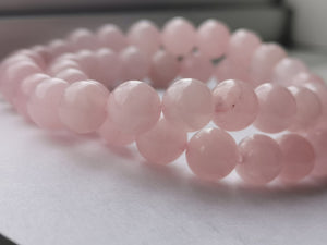 Rose Quartz 8mm