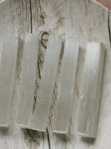 Selenite Stick Small