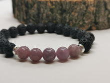 Load image into Gallery viewer, Lepidolite Intention Bracelet
