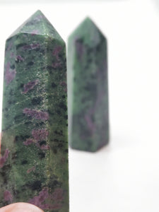 Ruby Zoisite Tower