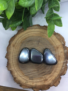 Magnetic Hematite Tumble