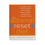 The Adrenal Reset Diet  (Hardcover Edition)