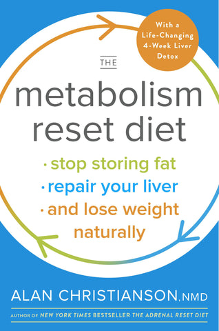 Metabolism Reset Diet Hardcover