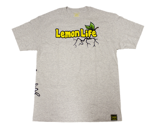 Lemon Life Leaf T Shirt