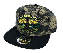 Load image into Gallery viewer, Lemon Life Tree Snap Back Hat