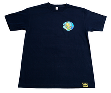 Load image into Gallery viewer, Lemon Life Surfing Lemon T Shirt