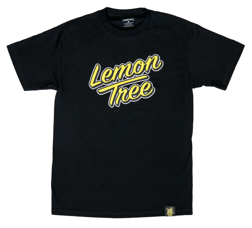 Lemon Tree Sunset T Shirt